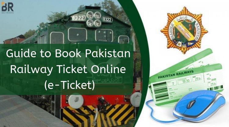online railway booking