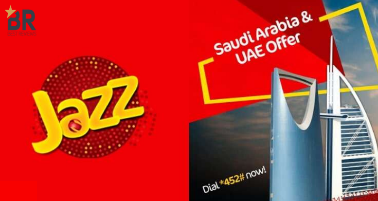 jazz international call packages for dubai and saudi arabia