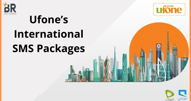 Ufone's International SMS Packages