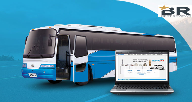 How to book daewoo ticket online reservation