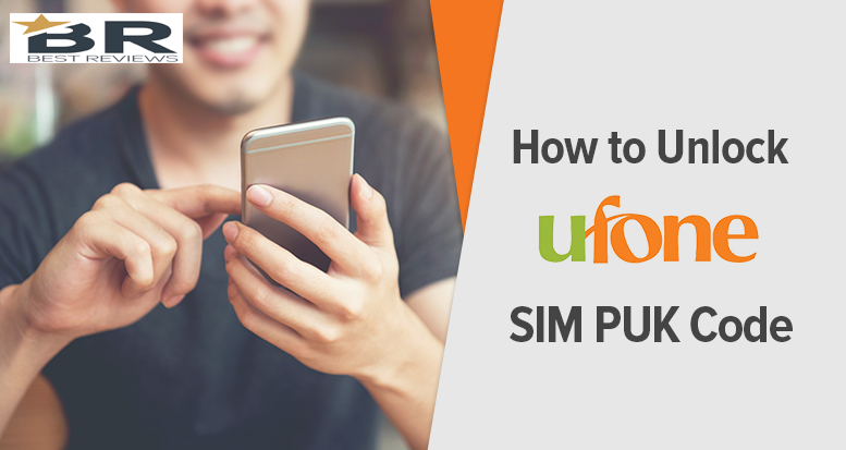 How to unlock ufone sim puk code