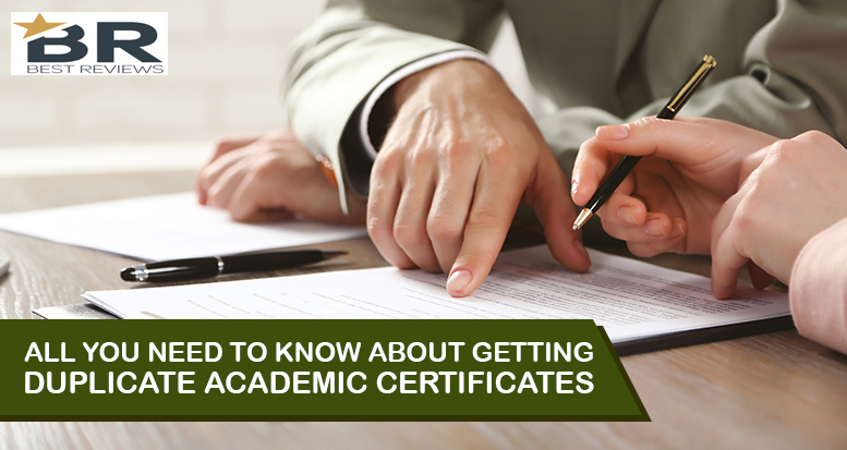 How to get Duplicate Academic Certificates