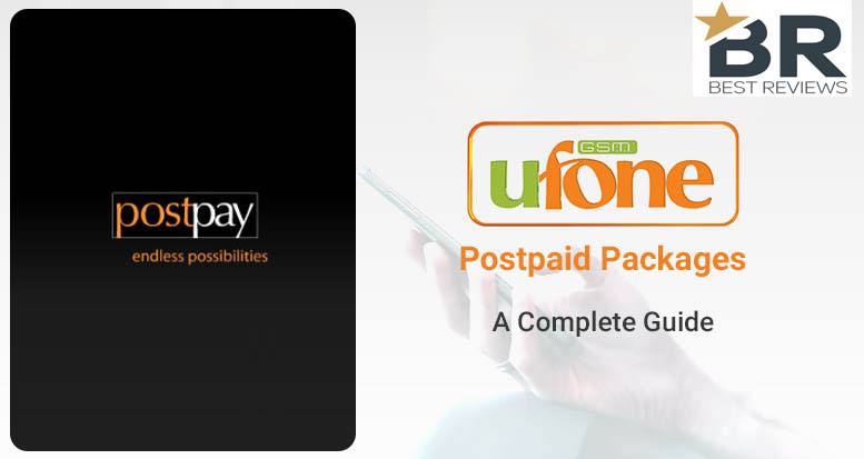 Ufone Postpaid Packages Call SMS Internet