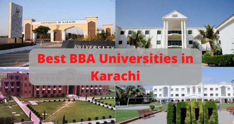 Top bba university in karachi