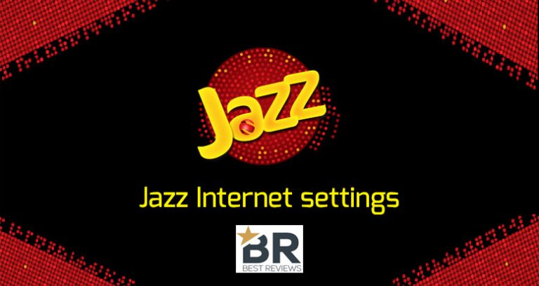 Jazz Warid Internet & MMS Settings Guide